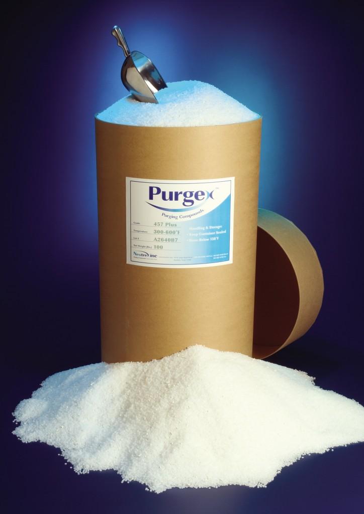 purgex purging compound free sample