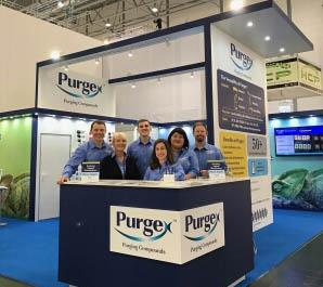 Purgex Team at K-Show 2016