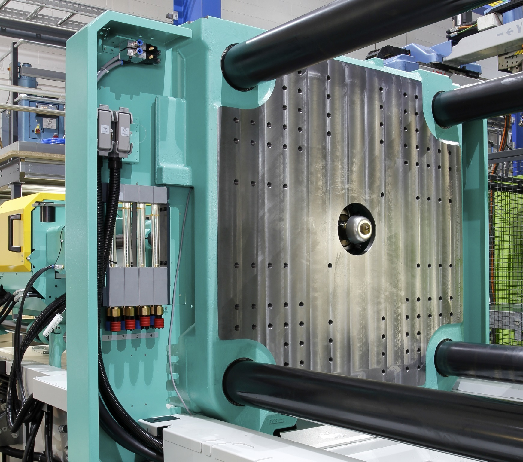 Purging Compounds Injection Molding - Purging Injection Molding